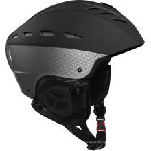 Cool Adjustable Snowboard Helmet Black