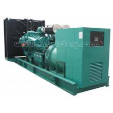 2000kVA tipo abierto generador diesel del motor de Mtu con CE / CIQ