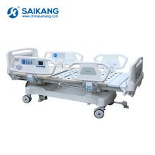 Cama de hospital elétrica da função SK009 sete para as pessoas idosas