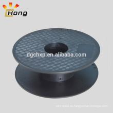 carrete de plástico para 1 kg de filamento de la impresora 3d