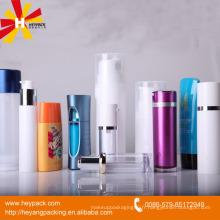 Popular fantaisie de différents types bouteilles en plastique pour lotion