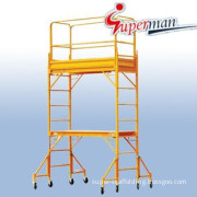 12 Ft Steel Multi-Use Scaffolding Set with High Quality
