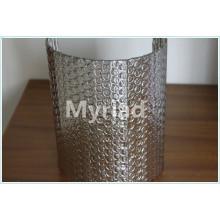 Aluminum foil air bubble film roll