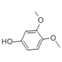 3,4-Dimethoxyphenol CAS 2033-89-8