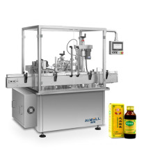 Automatic filling machine 60ml syrup filling machine