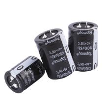 Etopmay Popular Easy Install Snap in Terminal Aluminium Elektrolytkondensator 330UF 200V