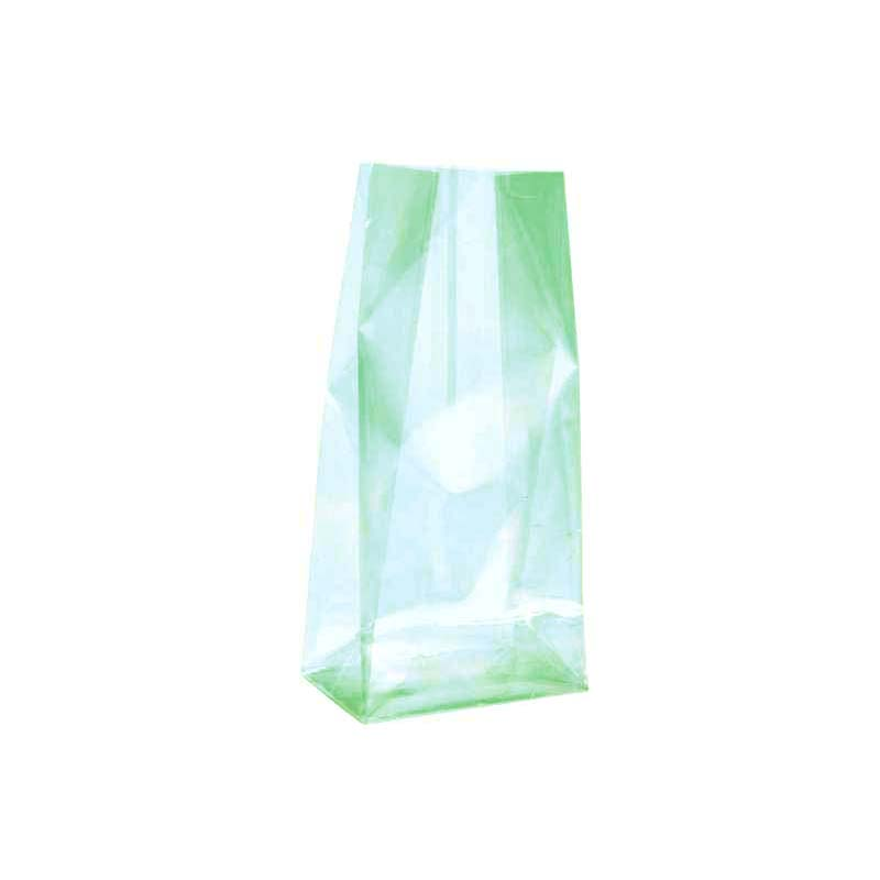 snack food pe flat bottom bag