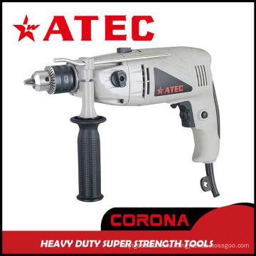 В 810w 13мм Электрический ручной электроинструмент дрель ударная (AT7227)