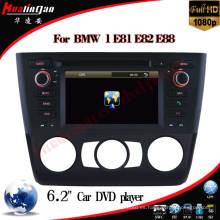 Car GPS Navigatior para BMW 1 E87 Reproductor de DVD