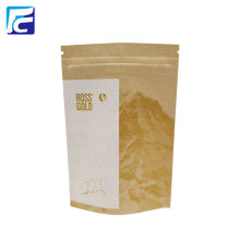 High quality factory for China Kraft Paper Bags, Snack Packaging Bags, Kraft Coffee Bean Bag Exporters Accept Custom Mylar Aluminium Foil Paper Bag export to France Importers
