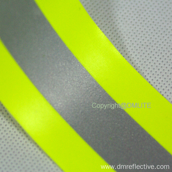EN469 Aramid Flame Retardant  Warning Tape