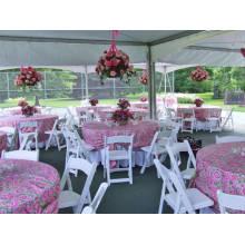 Klappgarten-Hochzeits-Stühle im Freien für Ereignis-Party