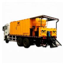 Máquina de sellado de asfalto de asfalto para camiones de lodo bituminoso