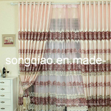 Embroidered Curtain a-7