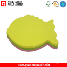 Fish Shaped Sticky Notes Cheap Custom Sticky Notes