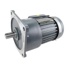 220v gear motor Vertical mounted type 3 phase speed reducer  gear motor for conveyor belt