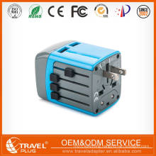 High Quality 5v 2.0a Travel Adapter Thailand Multi Usb Wall Charger