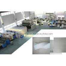 Línea de producción de colchón de unión térmica no tejida (YYL)