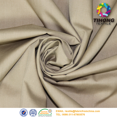 cotton poplin fabric for garment