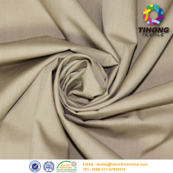 Beste Fabrik Preis 65 % Polyester 35 % Baumwollstoff