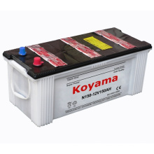 Heavy Dudy Excavator Battery DIN150 (65033)
