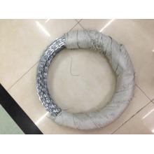 Bto-22 de hierro galvanizado caliente de hierro alambre de púas de afeitar
