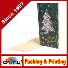 Wedding/Birthday/Christmas Greeting Card (3322)