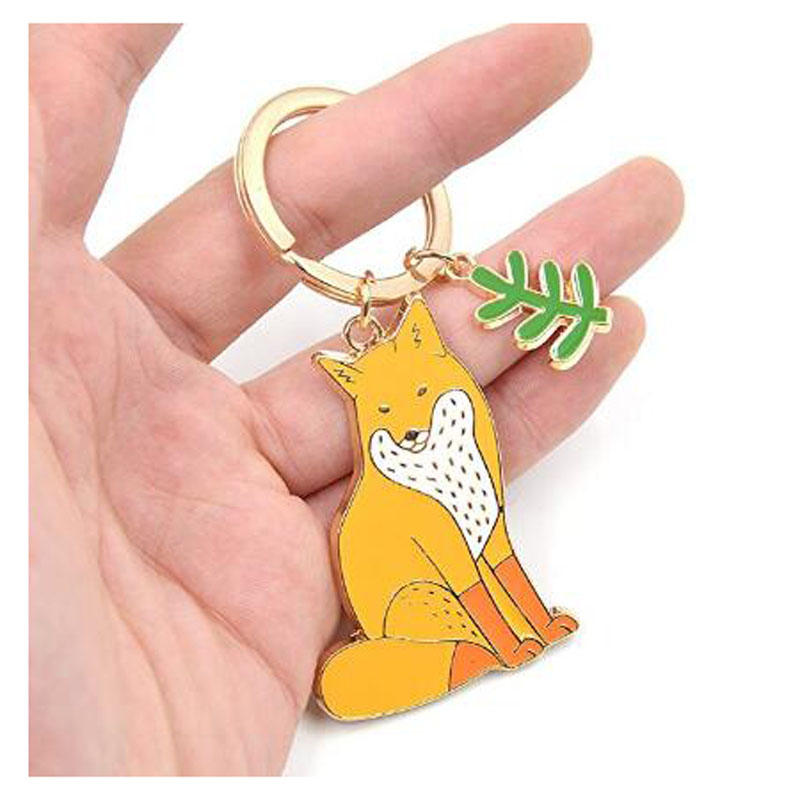 Cat Charm Cute Keyrings