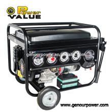 POWER VALUE 2.5KW 168F Gasolina generador 3000 con certificado CE y Soncap
