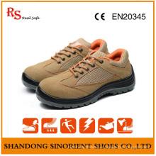 Chaussures de sécurité sportive Liberty Suede Leather Liberty RS95