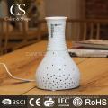 China wholesale ceramic vase shape decorative table lights