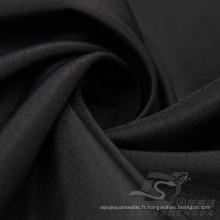 Imperméable à l'eau et anti-statique Sportswear Tissé Peach Skin 100% Tissu en polyester Jacquard pointillé (E084FD)
