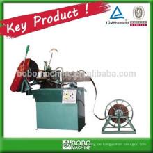 Metallspiralrohrherstellungsmaschine