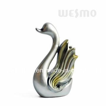 Decoración de la tabla de la forma del cisne (WTS0014A)
