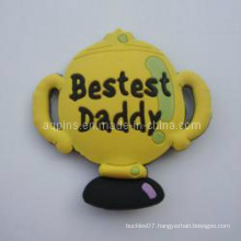 High Quality Custom Soft Enamel Fridge Magnet (FM-06)