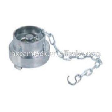 Alumnum / Laiton / acier inoxydable / bronze (gunmental) Storz couplage