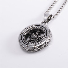 High Quality Personality Classic Tire Wheel Pendant