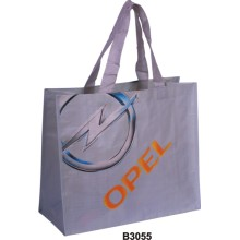 PP woven bag with opp laminated