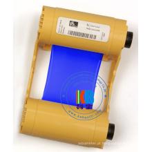 Compatível Zebra ZXP Series 3 Blue 1000 Impressora de imagens 800033-840 zxp3 ribbon
