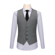 Men's washable high-button Vest