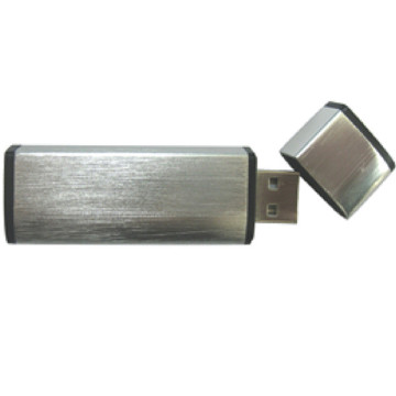 Mini Metal Flash Drive with USB 2.0