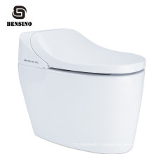 Smart Automatic Flush Sensor and Nozzle Self-cleaning Toilet Intelligent Bidet One Piece Toilet