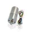 6 V Micro Brushless Electric Gear Motor met laag geluidsniveau