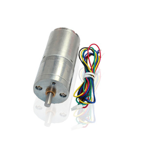Low Noise 6v Micro Brushless Electric Gear Motor