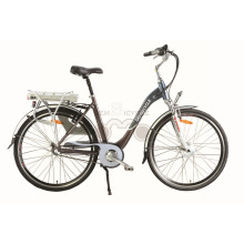 700C Alloy City Electric Bike For Men