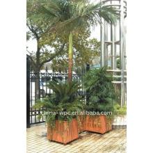 WPC дерево ворота