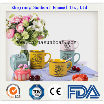 High Quality Enamel Drinking Cup Made in China