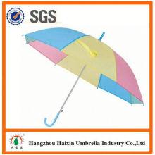 Professionelle Auto Open süß drucken lila Kinder Regenschirm