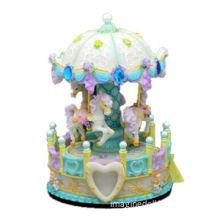 Carousel music box birthday gift ideas