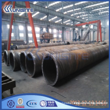 steel welding sinker pipe with or without flanges (USB2-058)